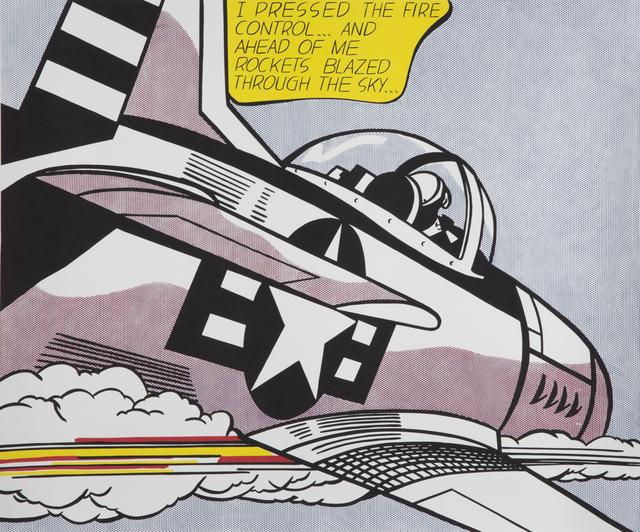 Roy Lichtenstein, 'Whaam!', 1963, Julien's Auctions