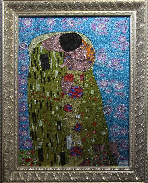 , 'El beso de Klimt,' 2017, Larenland Art Space