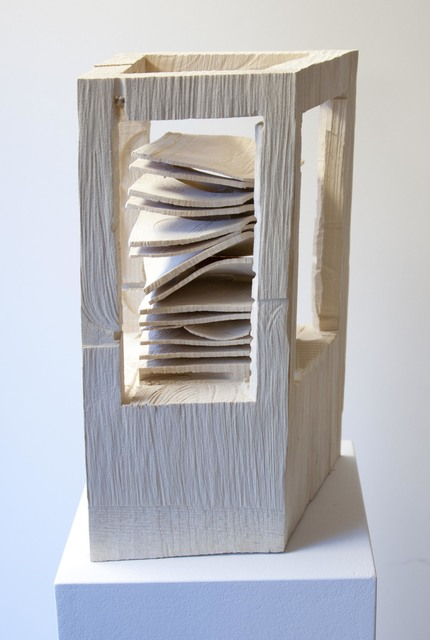 Urs P.-Twellmann, 'Linde Lamellen Räumlich', 2012, GALERIE URS REICHLIN