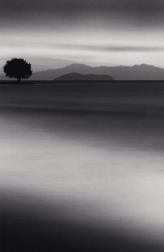Michael Kenna, 'Biwa Lake Tree, Omi, Honshu, Japan', 2001, Weston Gallery