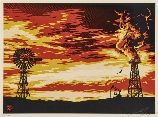 Shepard Fairey, 'Evolve Devolve', 2008, Rago/Wright