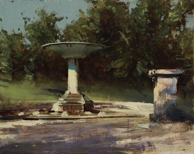, 'Fountains of Rome,' 2015, Gerald Peters Gallery