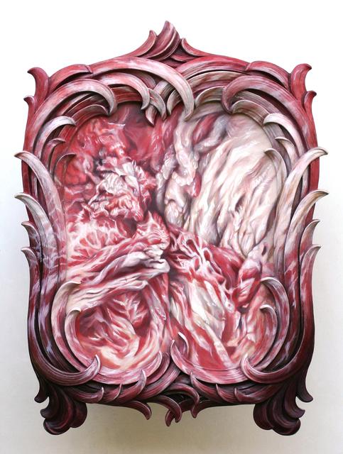 , 'Carnal Flambé,' 2017, Bert Green Fine Art