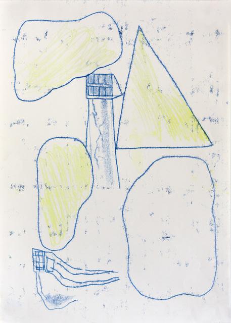 , 'Sunny Side Down, No. 3,' 2015, Nathalie Karg Gallery