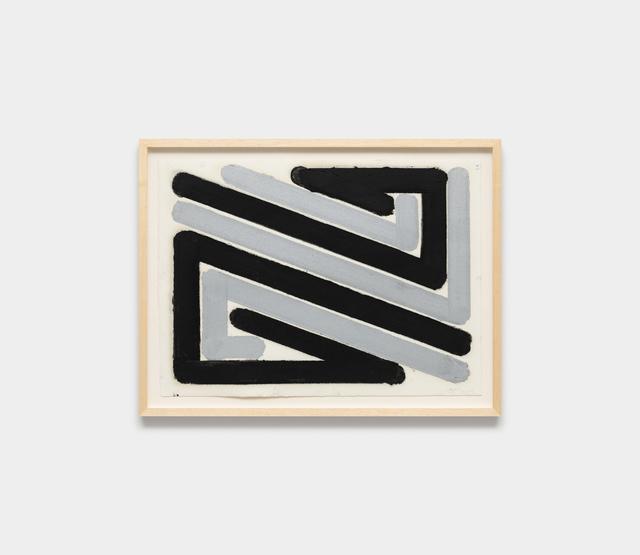 , 'desenho #011,' 2017, Galeria Raquel Arnaud