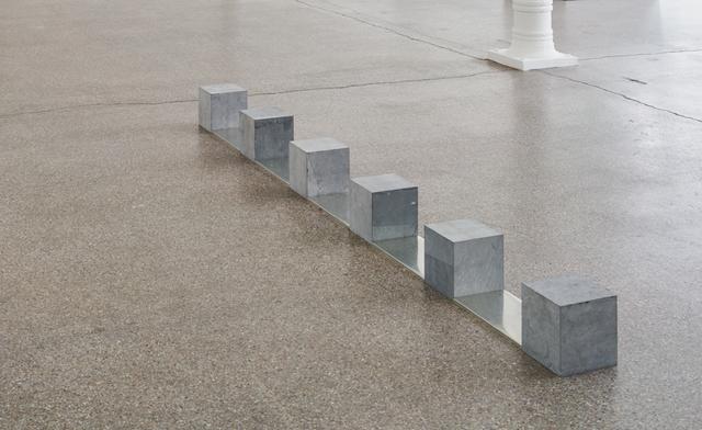 , 'Belgica Tin Train,' 1990, Galerie Greta Meert