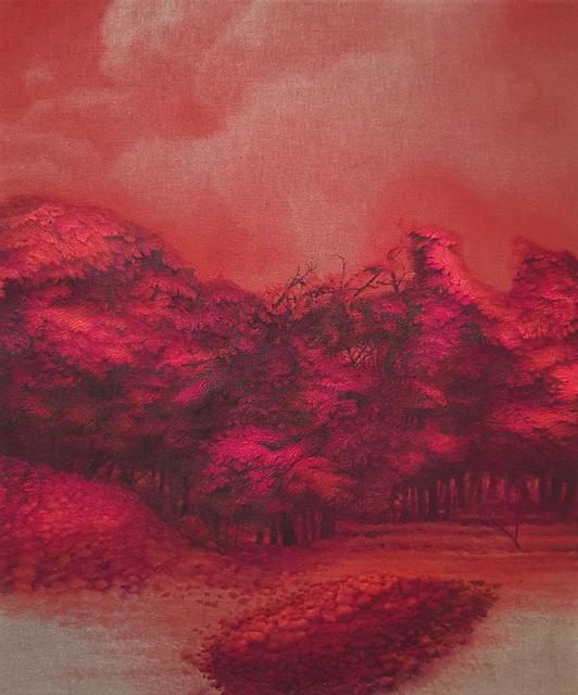 , 'La noche provee,' 2018, Galería Artizar
