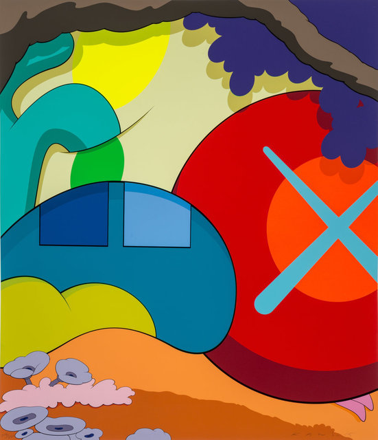 KAWS, 'You Should Know I Know', 2015, Print, Screenprint in colors on Wove paper, Heritage Auctions