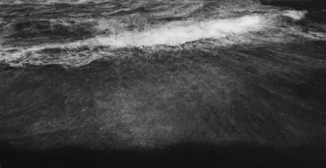 , 'Black Beach 4,' 2018, Galerie Ron Mandos