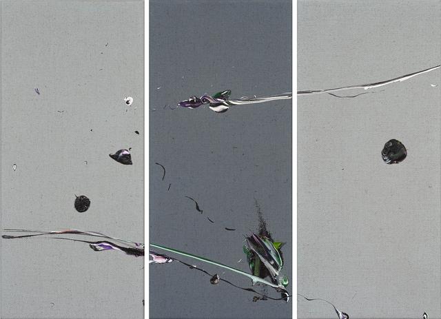 Zander Blom, 'Untitled 1.672, triptych', 2014, Strauss & Co
