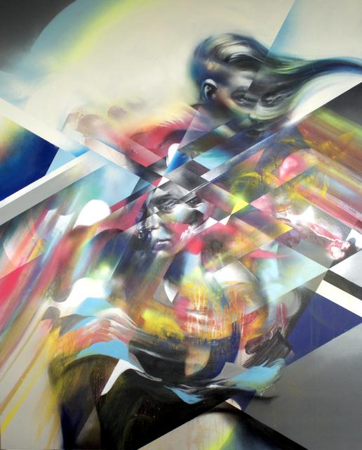 , 'Vision Collision,' 2015, Mirus Gallery