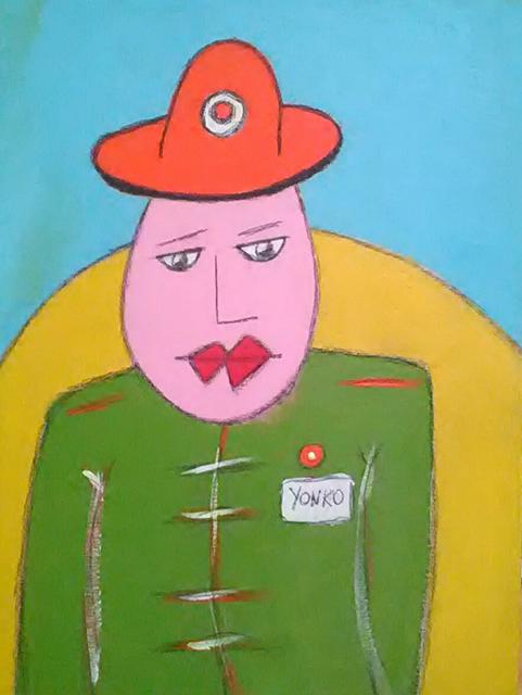 , 'Mr. Yonko,' 2018, Art Collection NYC