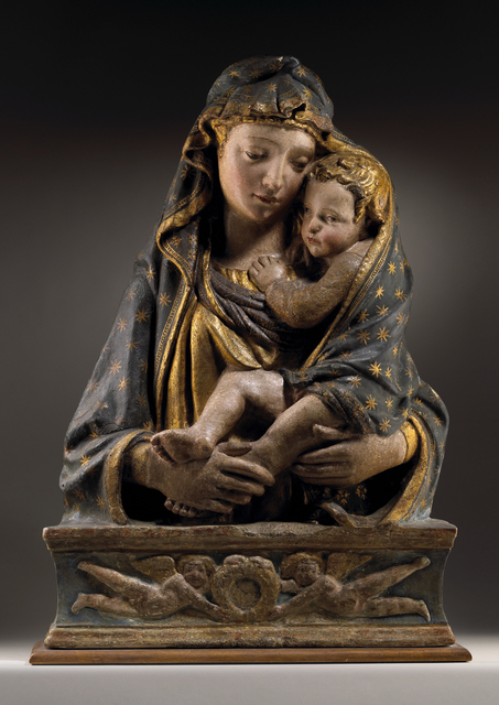, 'The Madonna and Child,' 1423-1440, Tomasso Brothers