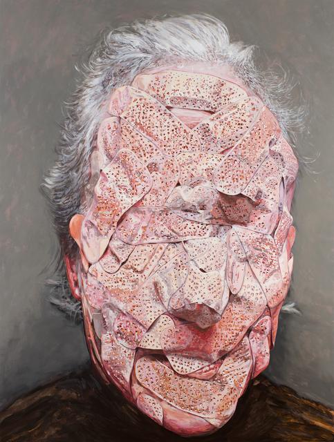 , 'Treatment in pink,' 2019, Bett Gallery