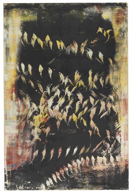 , 'Bird Painting,' 2016, Puerta Roja