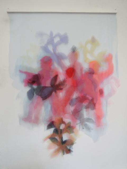 , 'Soldados y flores,' 2016, PIEDRAS