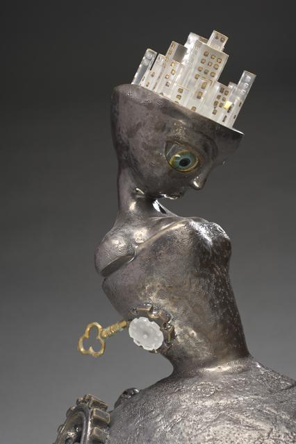 , 'Present,' 2012, Gallery Sklo