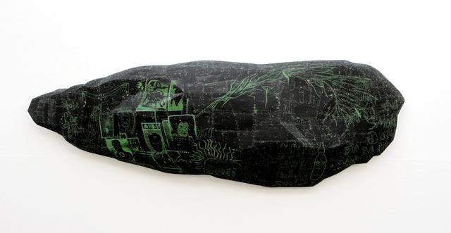, 'Black Ark,' 2014, Galerie Ron Mandos