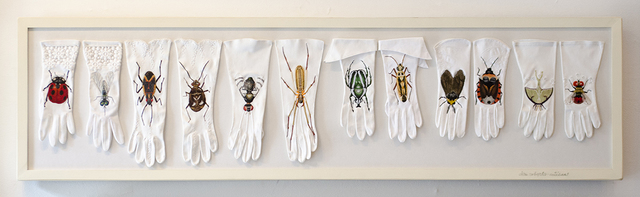 Chris Roberts-Antieau, 'Gloves', 2014, Antieau Gallery
