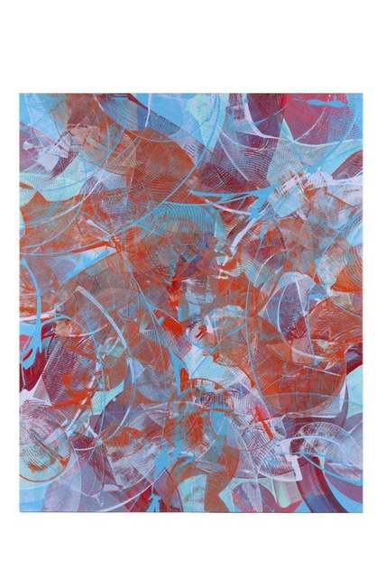Sheldon Berlyn, 'Untitled', 2005, Painting, Canvas, Oil Paint, Lions Gallery