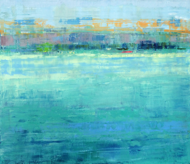 , 'Sea of Greens,' 2015, Sue Greenwood Fine Art