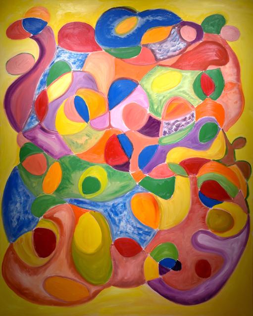 , 'To Life 5,' 2018, Carter Burden Gallery