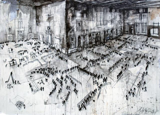 Gustavo Diaz Sosa, 'Series: De Burócratas y Padrinos ', 2015, Victor Lope Arte Contemporaneo