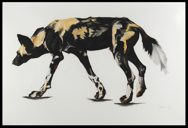 , '27. Large African Wild Dog II,' , Sladmore Contemporary