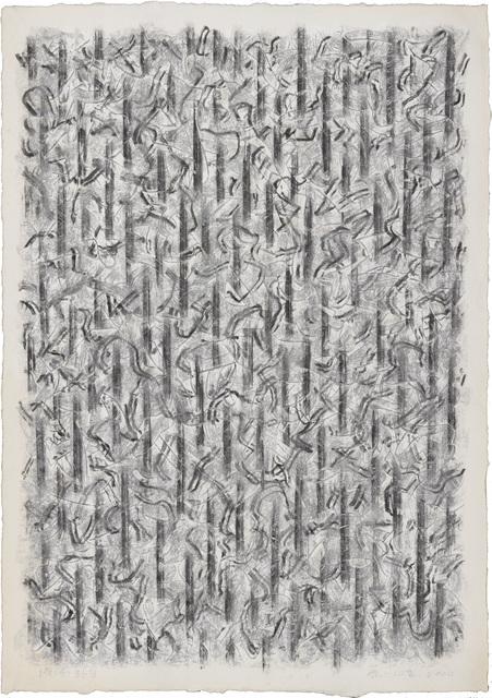 , 'Line Field 363,' 2000, Mind Set Art Center