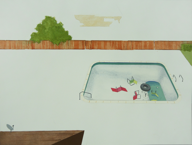 , 'Pool (Party),' 2013, Zevitas Marcus