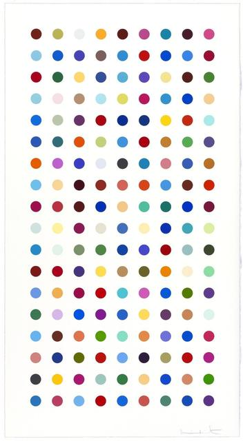 Damien Hirst, 'Methamphetamine', 2004, Reuben Colley Fine Art