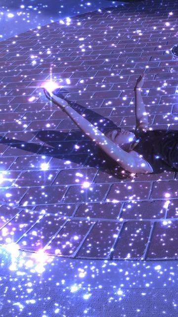 , 'Purple Stars ,' 2015, Ricco/Maresca Gallery