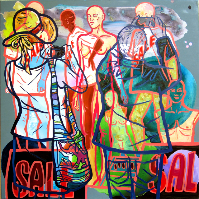 , 'For sale,' 2014, Faur Zsofi Gallery