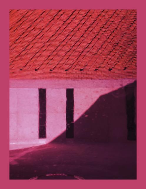 Max De Frost, 'YSL / Marrakech (Pink)', 2019, Michael Steinberg Fine Art