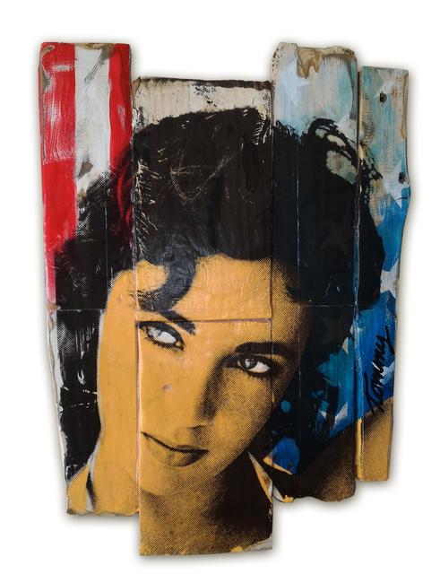 , 'Elizabeth ,' 2016, Eden Fine Art