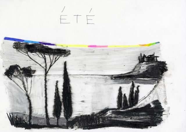 , 'Eté,' 2015, Deweer Gallery