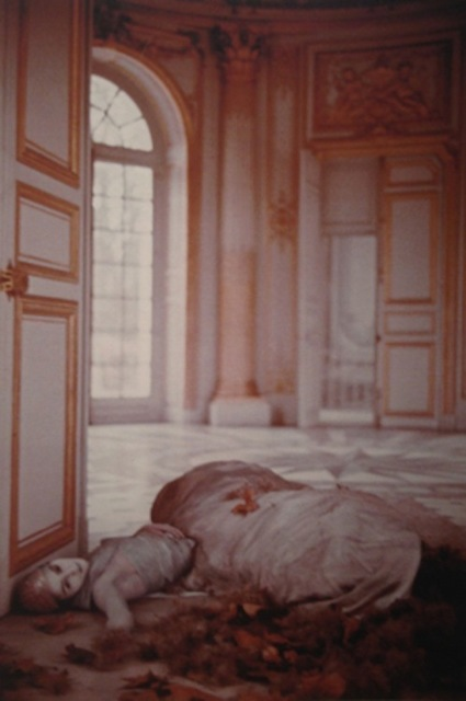 , 'Autumn leaves inside the Pavillon Francais: Aurelia Weingarten, Unseen Versailles,' 1980, Staley-Wise Gallery