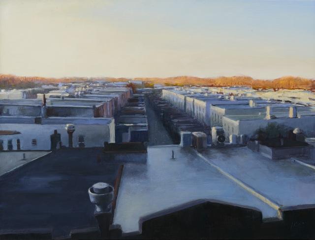 , 'Morning,' 2016, Paul Thiebaud Gallery