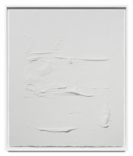 Jason Martin, 'Veritas white VI', 2018, STPI