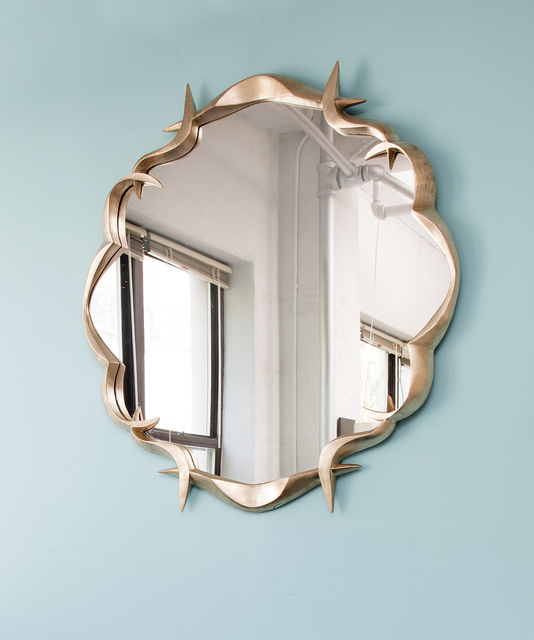 , 'MIRROR in Gilded Bronze by Anasthasia Millot,' 2016, Valerie Goodman Gallery