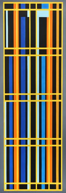, 'Columna Policromada,' 2009, Durban Segnini Gallery