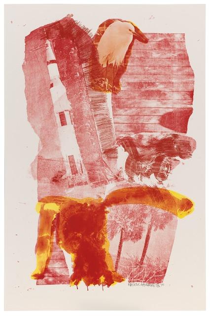 Robert Rauschenberg, 'Hybrid (Stoned Moon)', 1970, San Francisco Museum of Modern Art (SFMOMA)