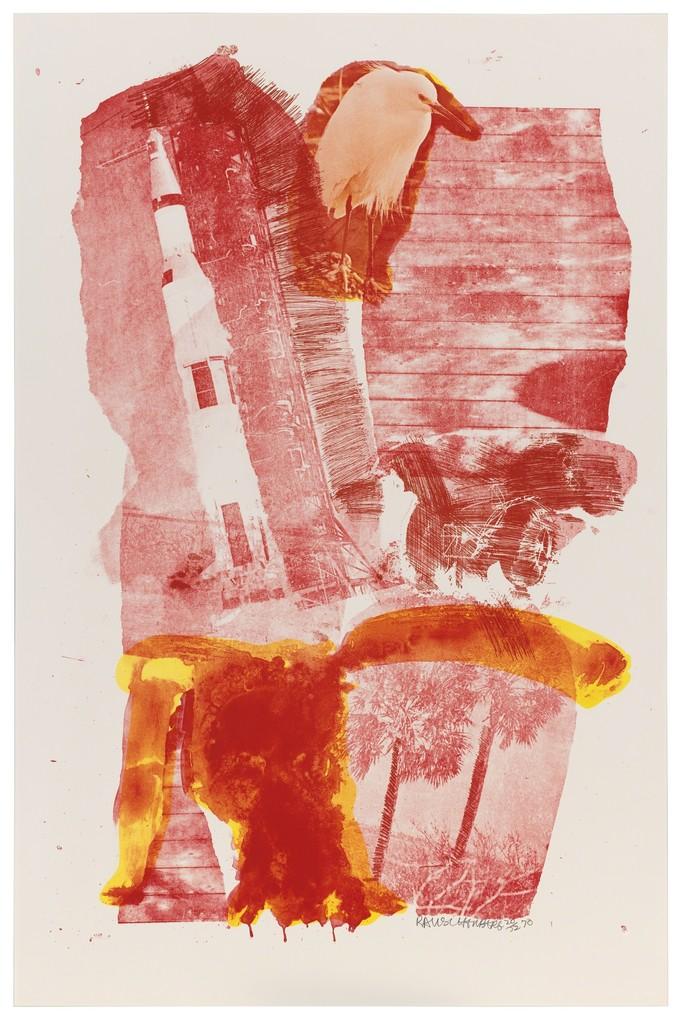 Robert Rauschenberg, 'Hybrid (Stoned Moon),' 1970, San Francisco Museum of Modern Art (SFMOMA)