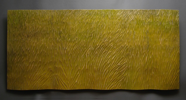 , 'Green Gold,' 2013, Steidel Contemporary