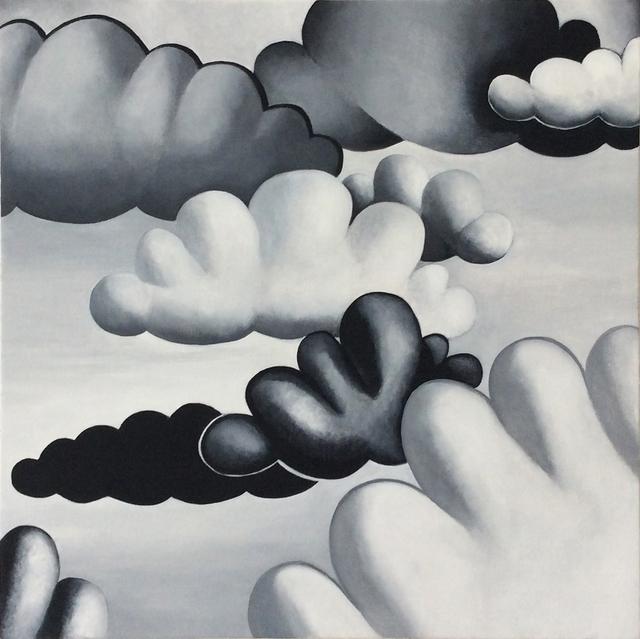 James Balla, 'Head in the clouds', 2019, Albert Merola Gallery
