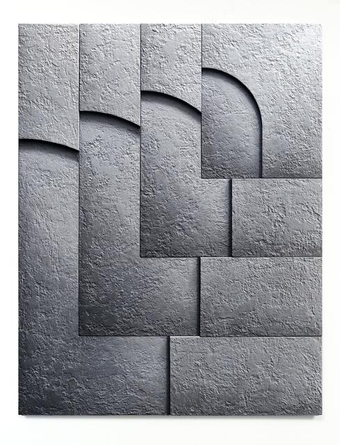 , 'Rational Design I (4 Parts),' 2017, Sophia Contemporary
