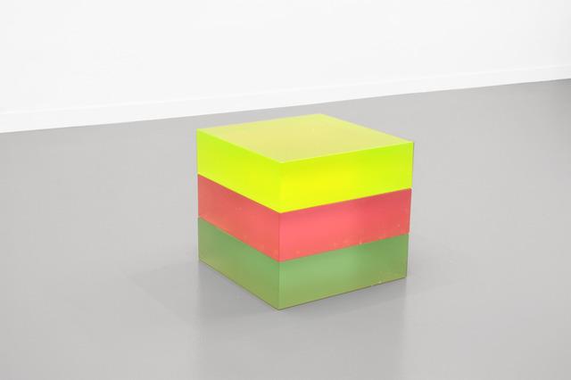 Ann Veronica Janssens, 'Candy Sculpture 110 - 600 - 805/2,' 2013, Galerie Micheline Szwajcer