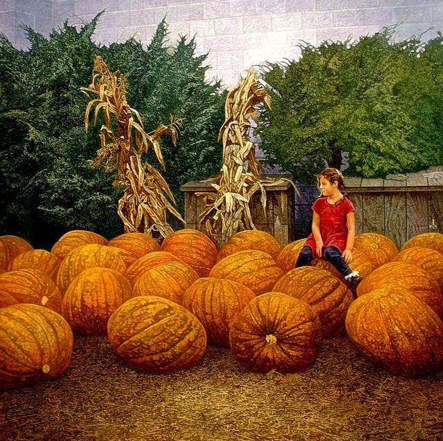 Mark Jacobson, 'Pumpkin Rider', 2010, Walter Wickiser Gallery