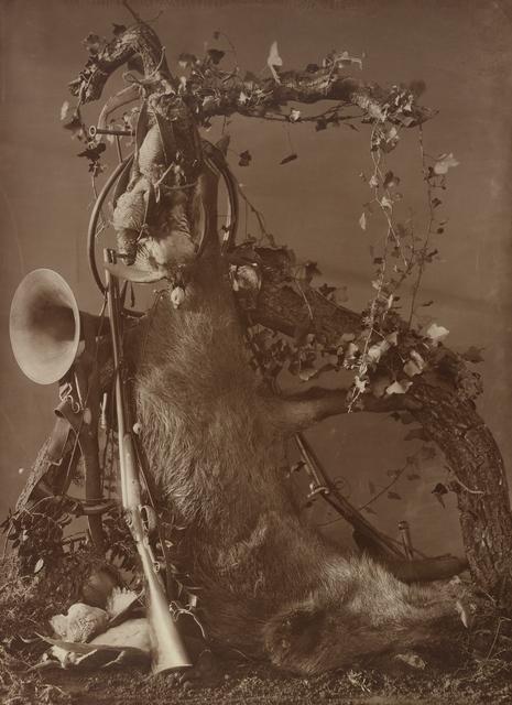 Adolphe Braun, 'Still Life of a Hunting Scene', 1867, J. Paul Getty Museum