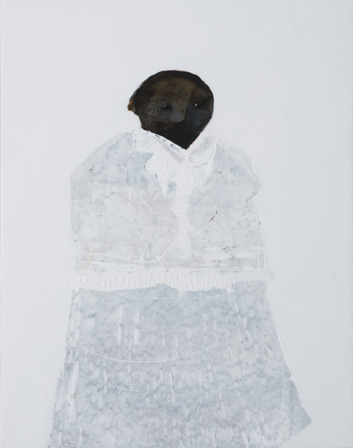 , 'The White Paintings No.10,' 2018, Seager Gray Gallery